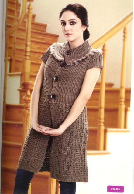 Rizstylescom Latest Ladies Sweaters Winter Collection 2012 13