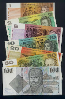 Who remembers these paper notes?