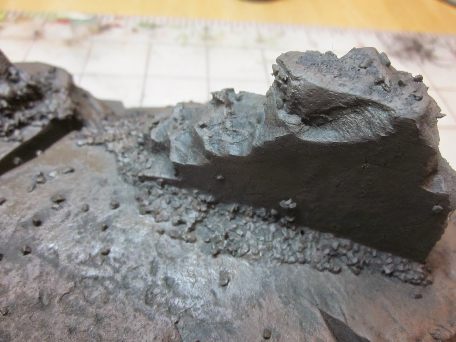 How To make Warhammer and Warhammer 40k terrain pieces