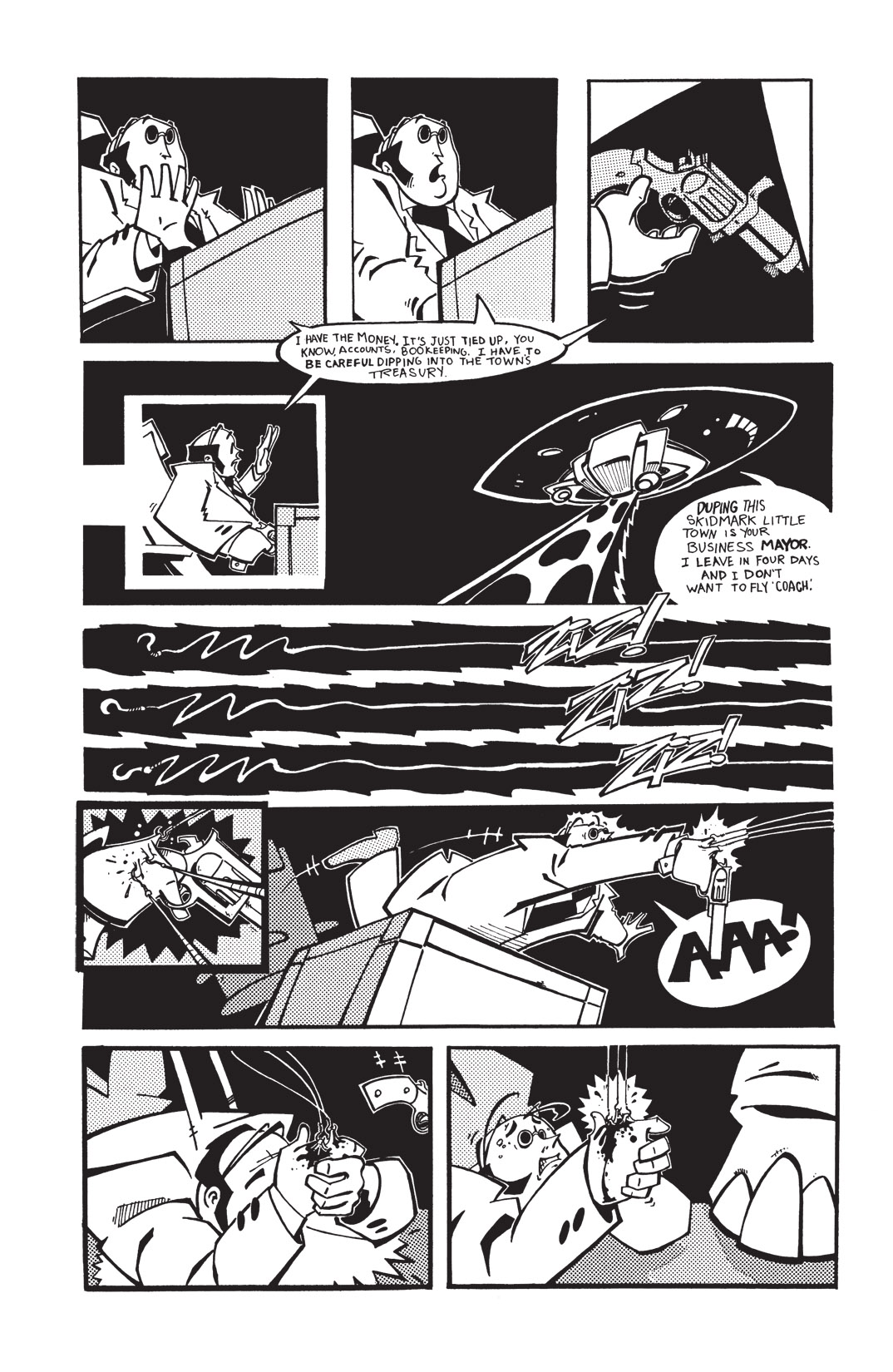 Read online Scud: The Disposable Assassin: The Whole Shebang comic -  Issue # TPB (Part 1) - 169