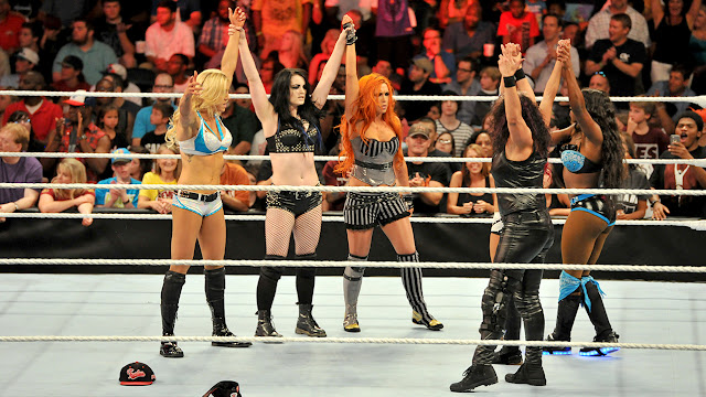 wwe raw womens wrestling