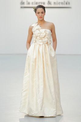 Vestidos de novia de la cierva & nicolás 2016 -  Foto: Ugo Camera