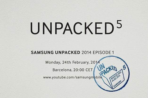 Samsung pode lançar o smartphone Galaxy S5