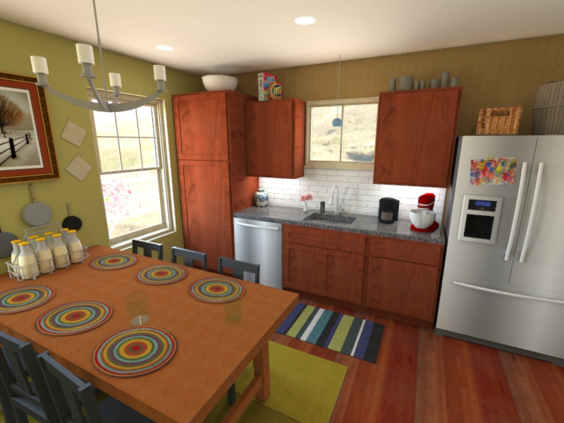 Sketchup Island Kitchen Design Plugin Test Drive