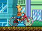 Simpson Bisikleti Oyunu