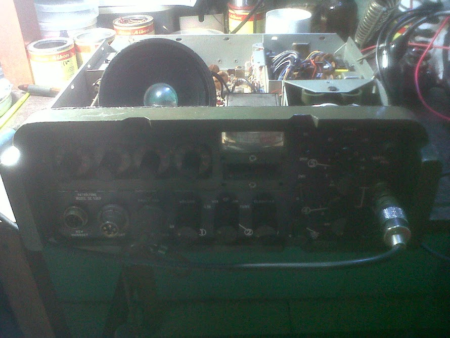 Radio Patrofone SC 130