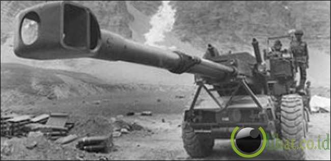 Perang India-Pakistan, 13 hari