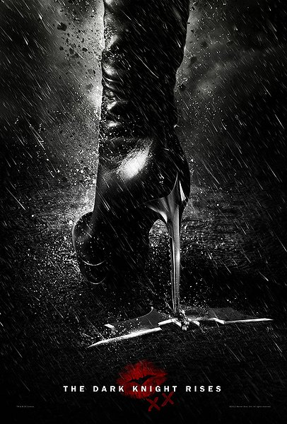 the dark knight rises, movie poster, catwomen,