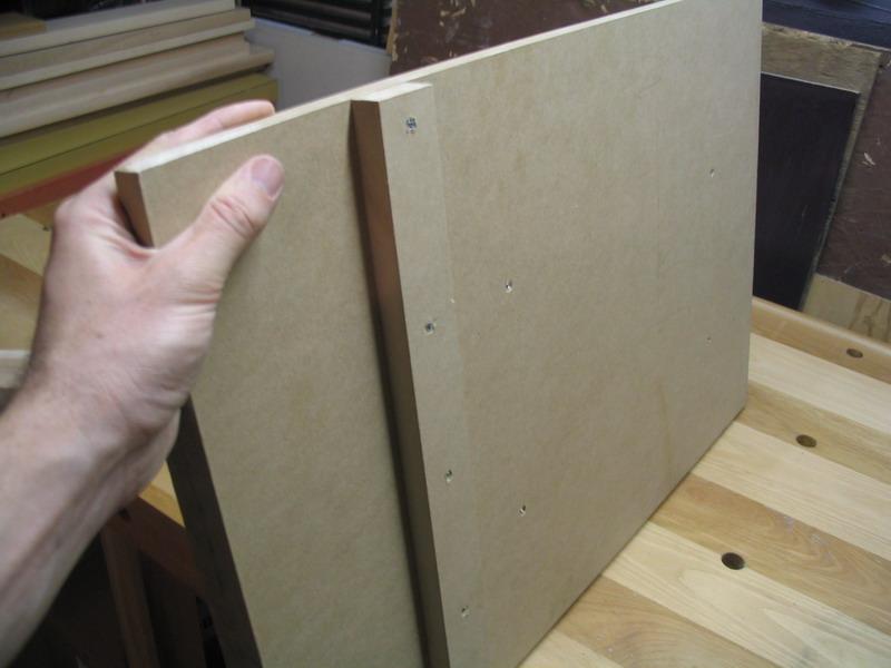 une r alisation de tomy b dard planche recaler shooting board. Black Bedroom Furniture Sets. Home Design Ideas