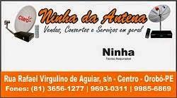 NINHA DA ANTENA - (81) 3656-1277 - 9693-0311 - 9985-6869