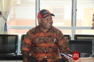 Pasca Penetapan 2 Tersangka, Presiden GIDI Sulit Ditemui Wartawan