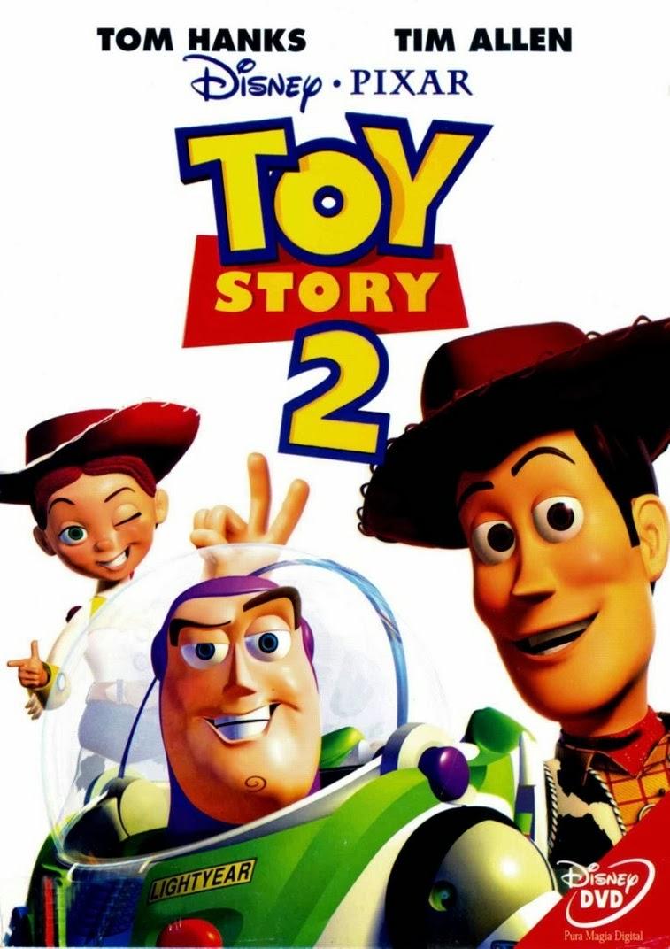 Toy Story 2 – Dublado (1999)