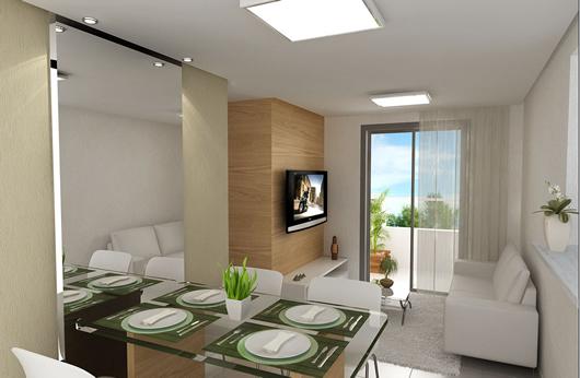 decoracoes de interiores de apartamentos:Espelhos: Ajudam e bastante na amplitude do espaço, hoje em dia é
