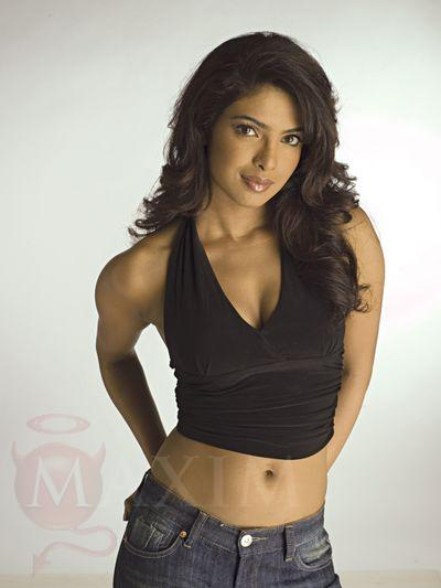 Priyanka Chopra Hottest Body Photo Shoot 2011