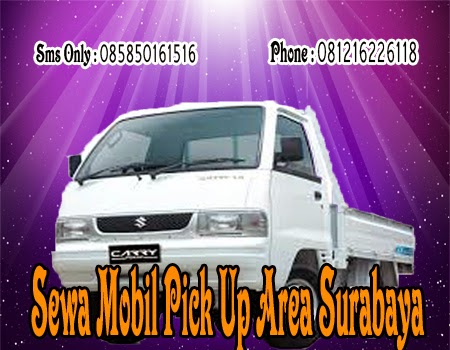 Sewa Mobil Pick Up Area Surabaya