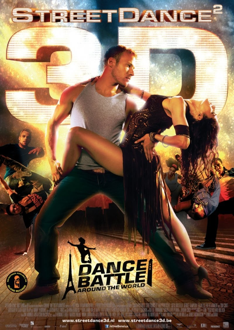 [Streaming] Street dance 2