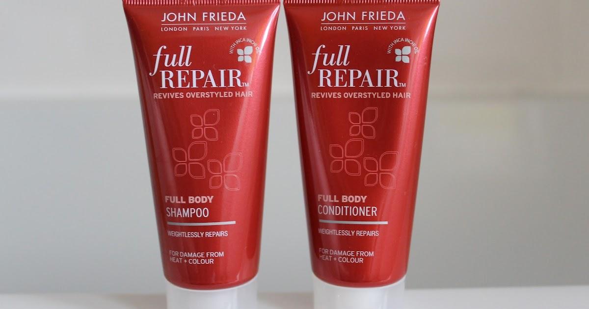 woo red john frieda full repair
