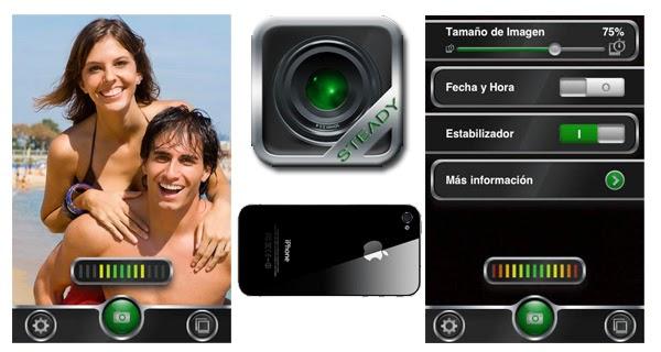 iSteady para iPhone 4