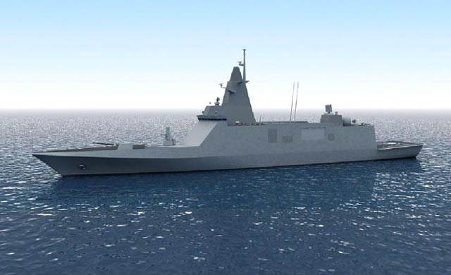 Royal Thai Navy future frigate