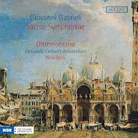 Giovanni Gabrieli - Sacrae Symphoniae - ACC24282