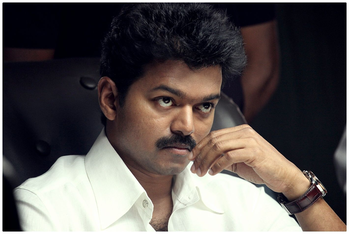 joseph vijay height
