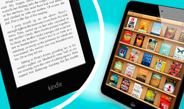 Read all your ebooks on your tablet