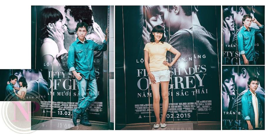 Album ảnh gia đình tại công viên Gia Định - Thực hiện Nhiếp Phong