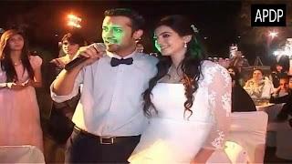 atif aslam and sara wedding walima and engagement picsatif aslam and sara wedding walima and engagement pics