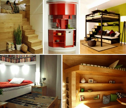 Smart Living In Small Homes . U0027