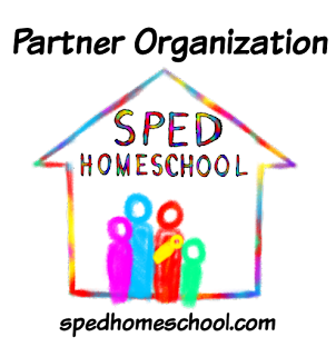 SPED Homeschool Partner Button