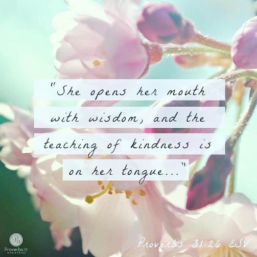 Proverbs 31:36