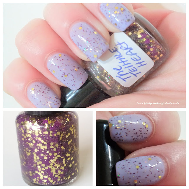 Sick Lacquers Telltale Heart franken polish 