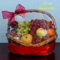 parcel buah harga Rp650.000,-