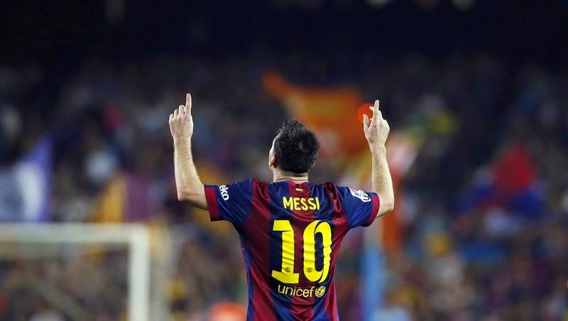 Sulit Bayangkan Barcelona Tanpa Messi
