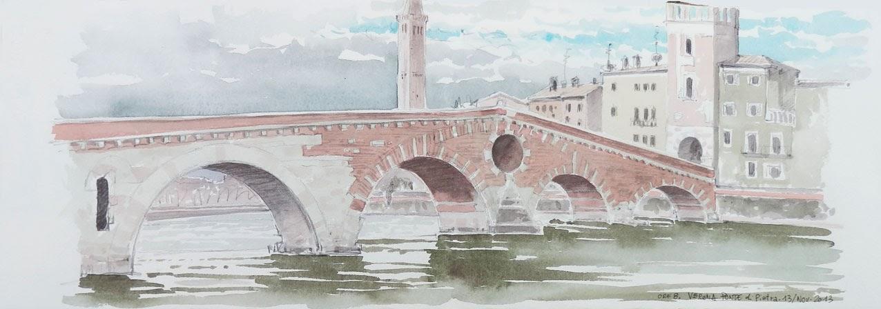 Lorenzo dotti sketcher disegnare ponti for Disegni di ponte a 2 livelli