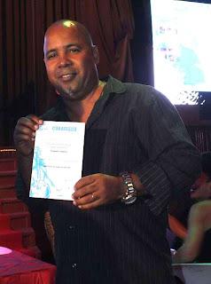 Alexis Díaz Pimienta fue nominado en la categoría Música Folclórica Campesina