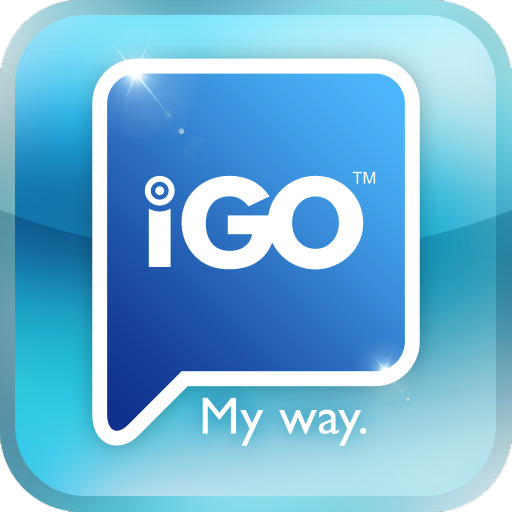 الملاحه المميز igo my way for android igo my way
