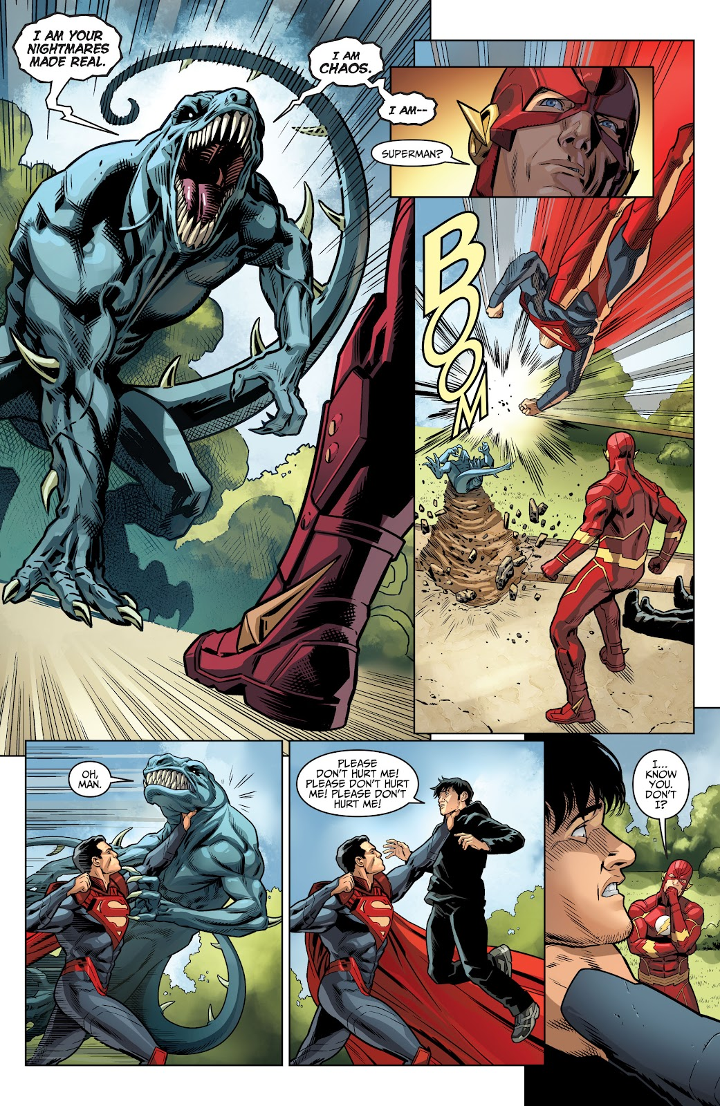 Injustice: Gods Among Us Year Four _Annual 1 #1 - English 7