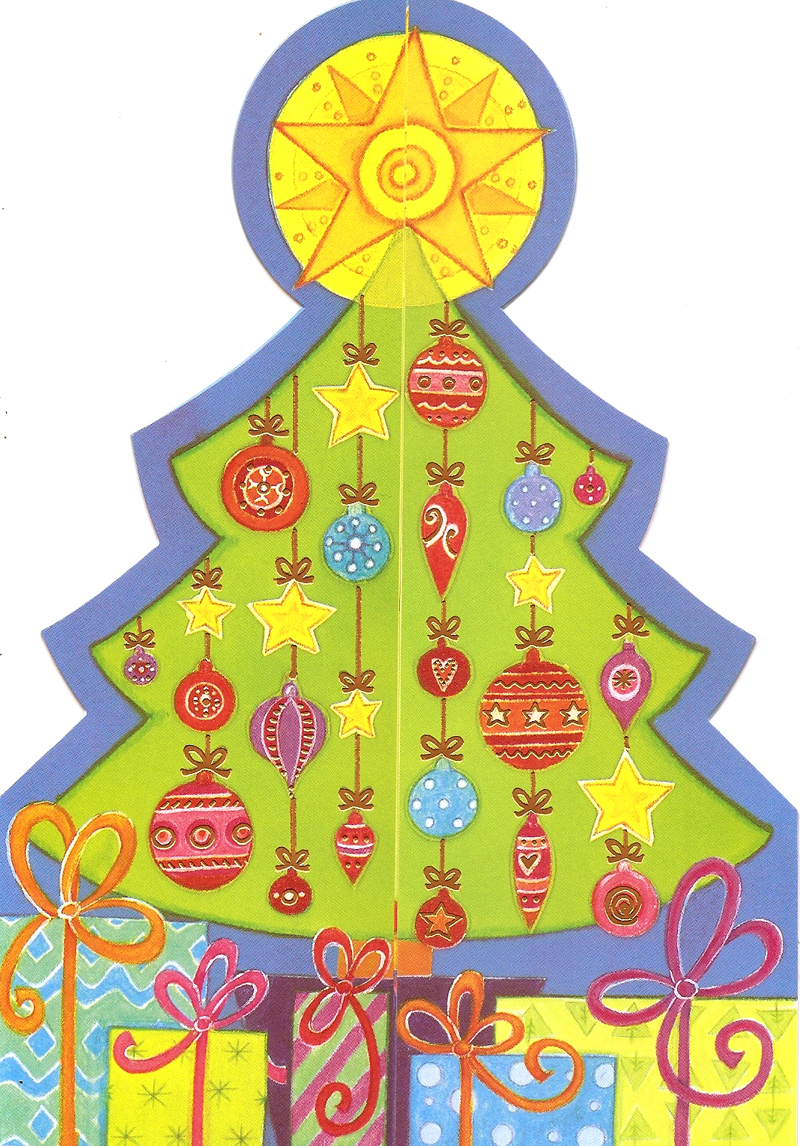 El petit caracol gemma font roca ilustracion dibujo otros - Arbol tipico de navidad ...