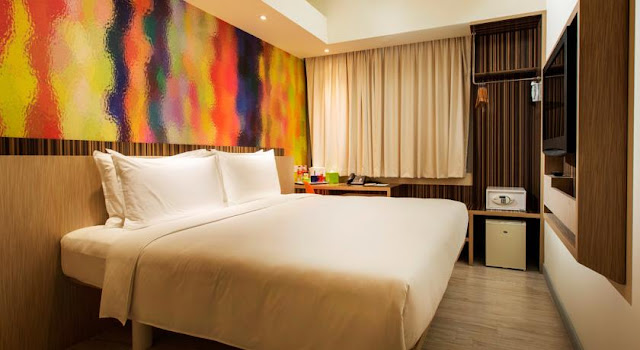 Genting Hotel Jurong - room