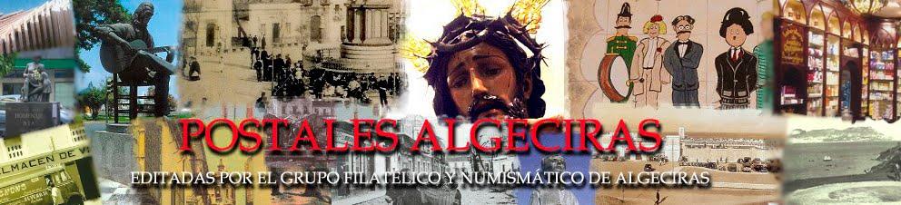 Postales Algeciras