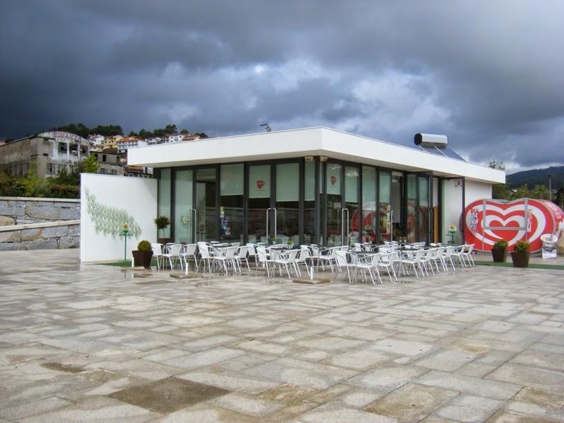 Forum Parque - bar do parque da Cidade de vale de Cambra