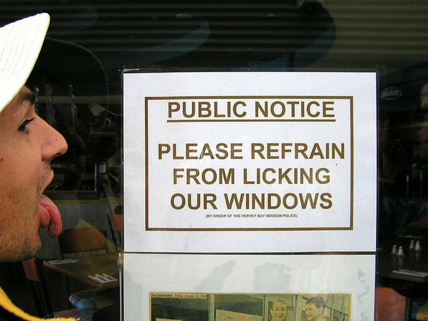 25 Funny And Bizarre Warning Signs Damn Cool Pictures