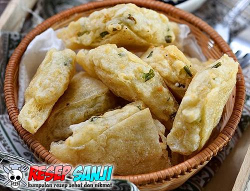 Resep dan Cara Membuat Tahu Aci Crispy (Khas Tegal)