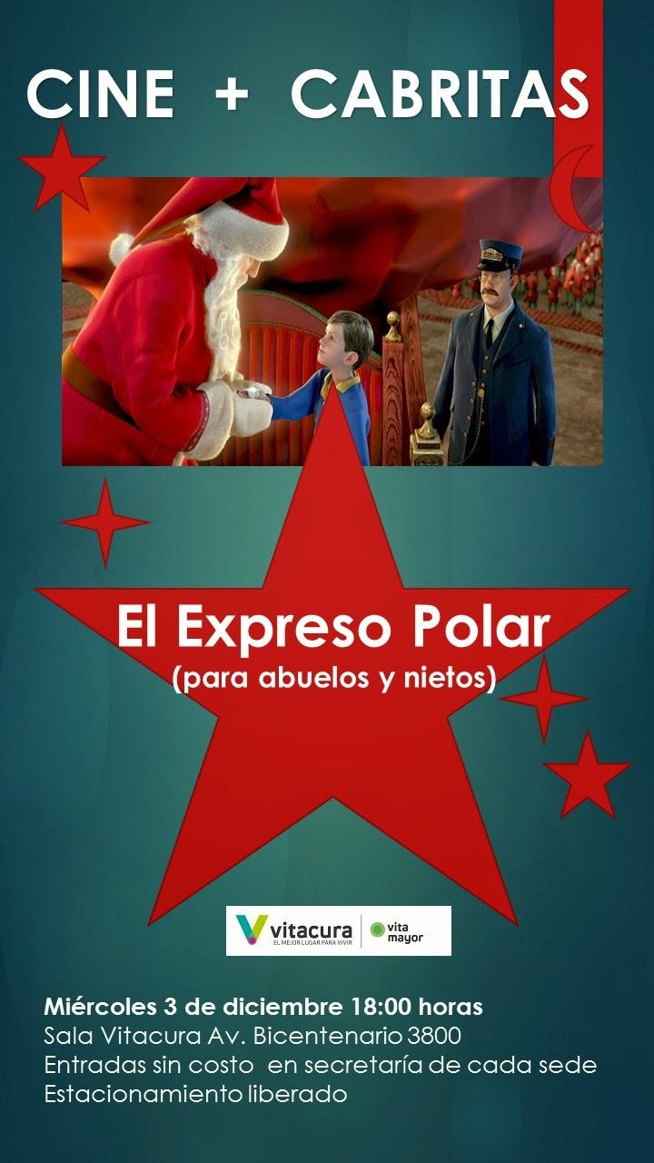 Cine + cabritas en Navidad
