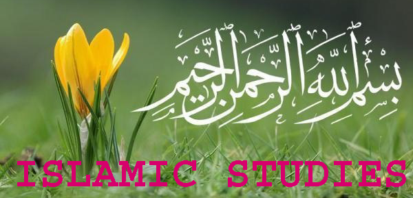 ISLAMIC STUDIES