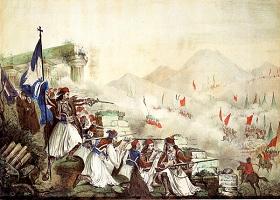 Σκαρμιγκαίοι αγωνιστές του 1821