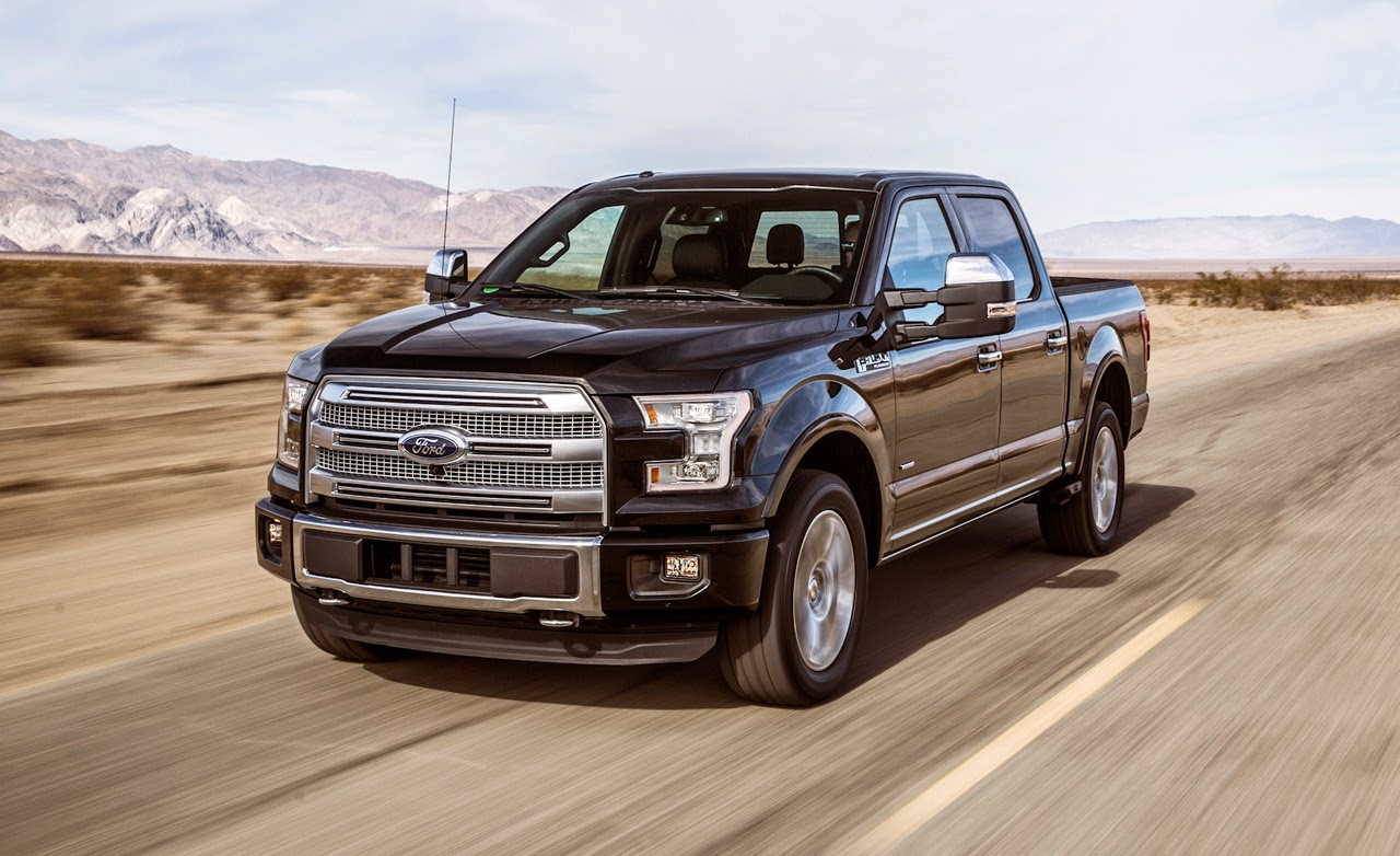 2015 Ford F-150 Just Received A Five-Star Safety Rating