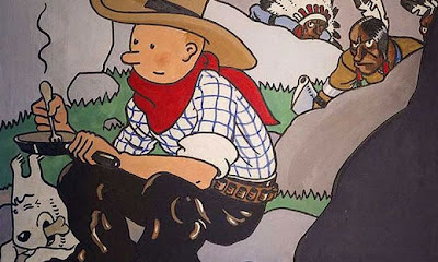 tintin sell 1.3 million EUR