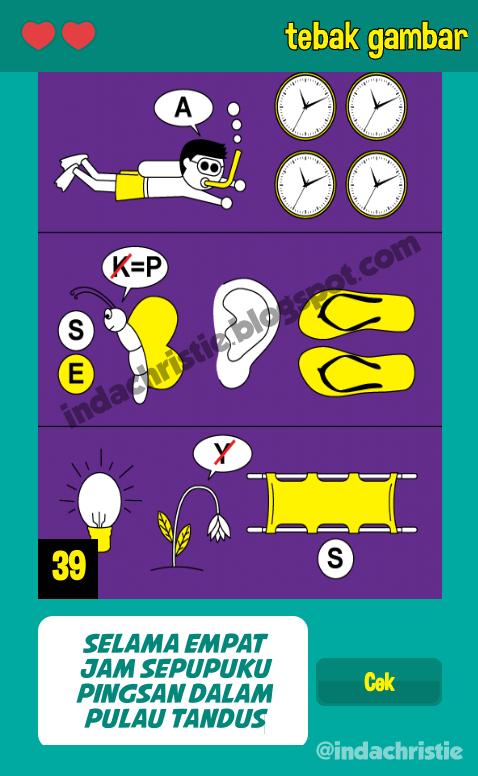 Kunci Jawaban Tebak Gambar Level 23 Lengkap Beserta Gambar